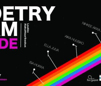 Poetry Jam Pride